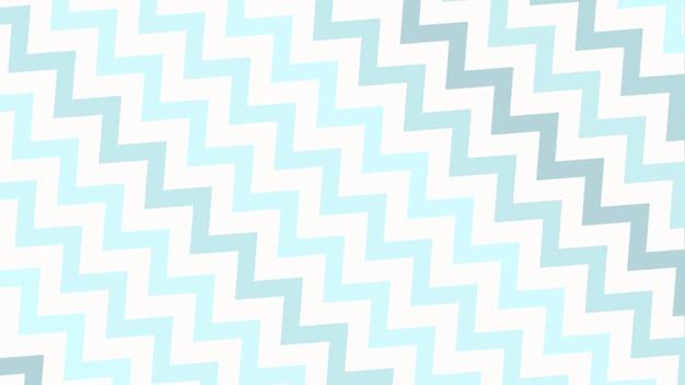Geometryczny streszczenie niebieski zygzak, proste tło. elegancki i płaski styl ilustracji 3d dla szablonu biznesowego i korporacyjnego