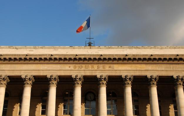 Giełda papierów wartościowych w paryżu
