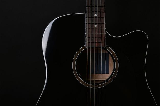 Gitara akustyczna ulubiony instrument muzyczny do hobby.