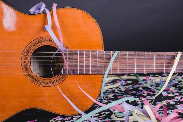 Gitara po imprezie
