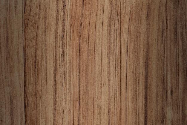 Gładka drewniana deska teksturowana