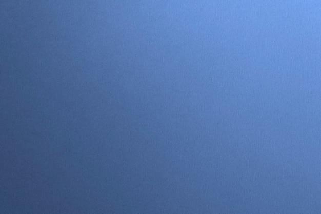 Gładka, niebieska ściana betonowa