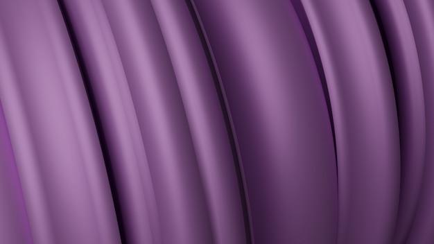 Gładkie fioletowe tło splajn