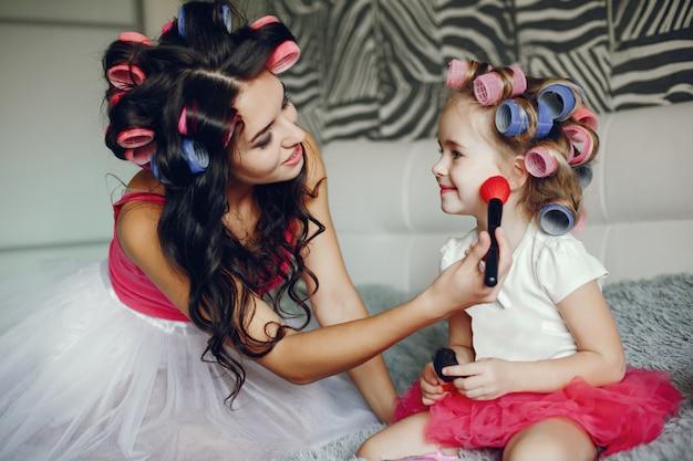 Glamour matka z córką