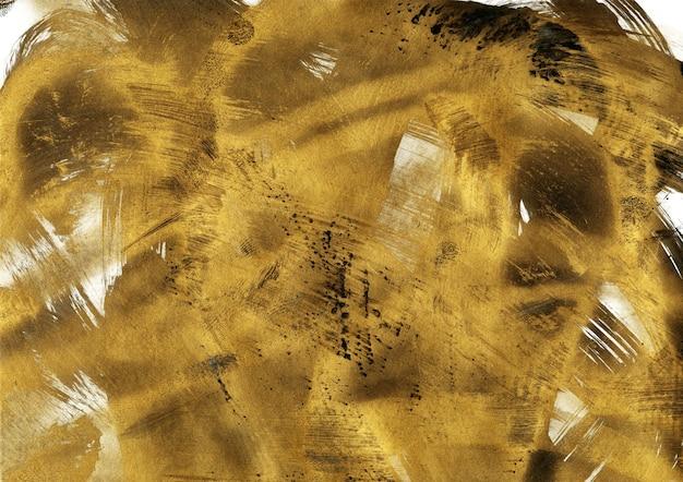 Glamour połyskująca złota tekstura. sztuka współczesna
