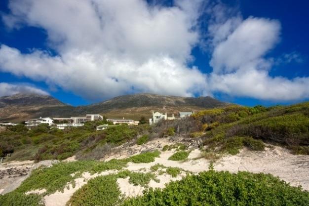 Głazy beach villa hdr