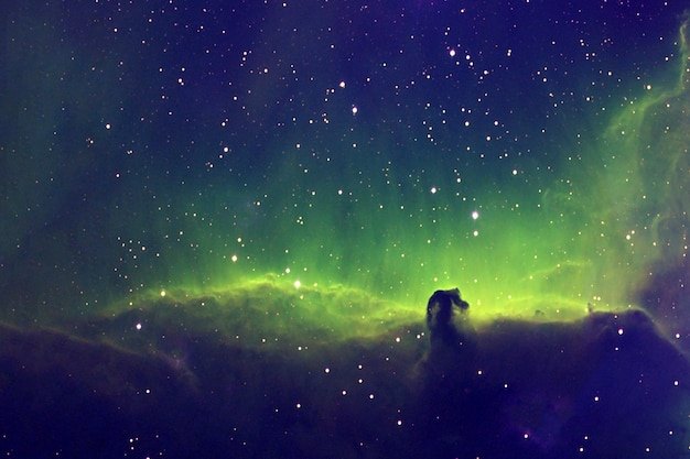 Głęboka przestrzeń piękna galaktyka tło elementy tego obrazu zostały dostarczone przez nasa