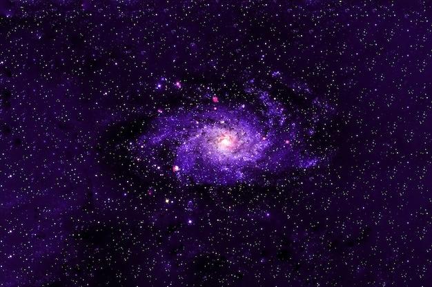 Głęboka przestrzeń piękne tło przestrzeni elementy tego obrazu zostały dostarczone przez nasa