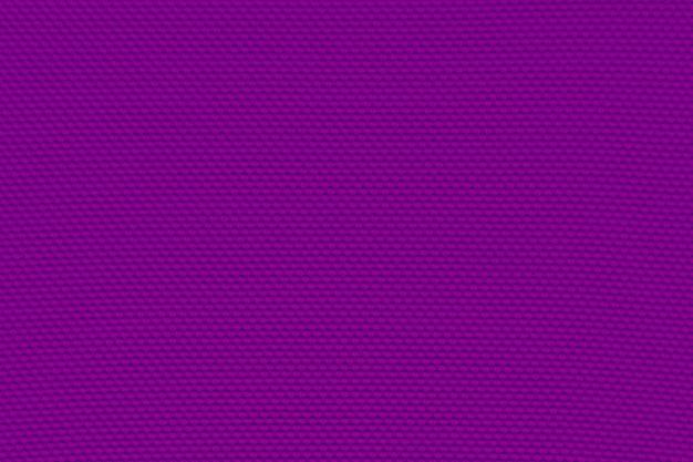 Głęboko nasycone fioletowe tło z materiału tekstylnego