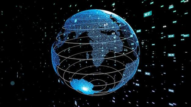 Globalna technologia nauki o danych i streszczenie programowania komputerowego