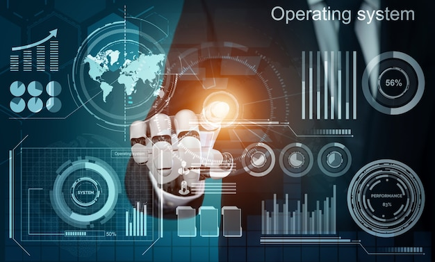 Globalne badania w dziedzinie robotyki i bioniki dla przyszłości ludzkiego życia.
