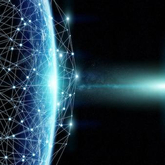 Globalne połączenie sieciowe i informacyjne