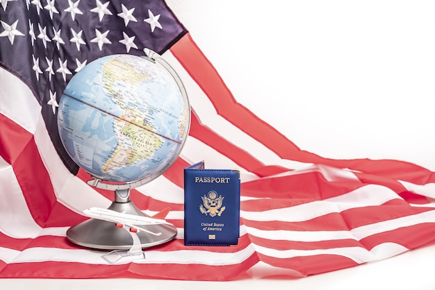 Globalne znaczenie amerykańskiego paszportu dla globalnych ruchów