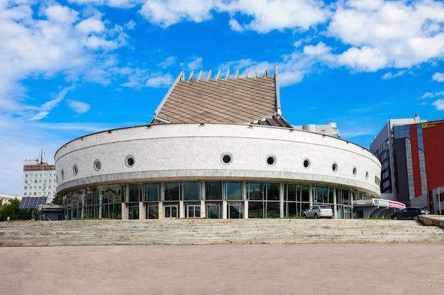 Globus nowosybirsk academic theatre