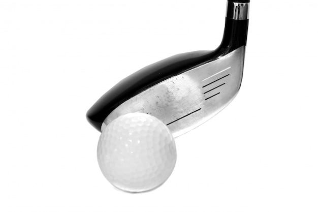 Główka miotacza golfa