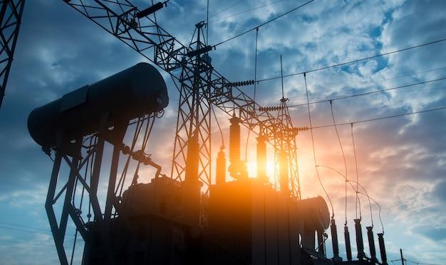 Główna elektrownia pomysły na energię i oszczędność energii