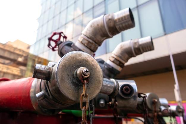 Główny rurociąg stalowy do budowy, który wspiera wiele życia.