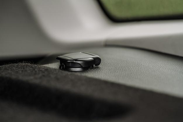 Gniazdo zasilania 12v w samochodzie. gniazdko w samochodzie.
