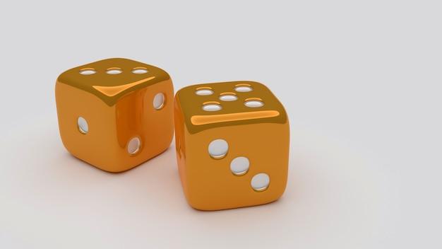 Gold 2 dice