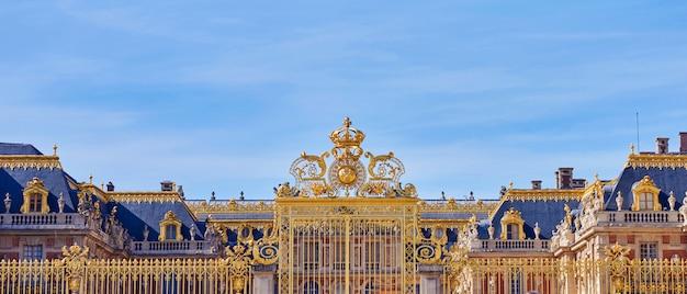 Golden gates w wersalu