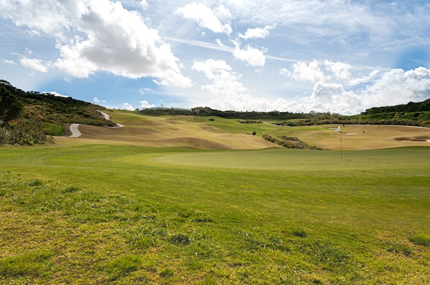 Golf la alcaidesa i linki na południu hiszpanii