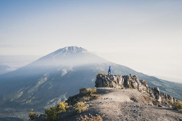 Góra indonezja