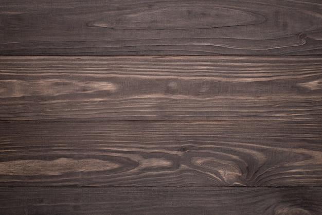 Górne nad widokiem z góry zdjęcie brązowego drewnianego tła
