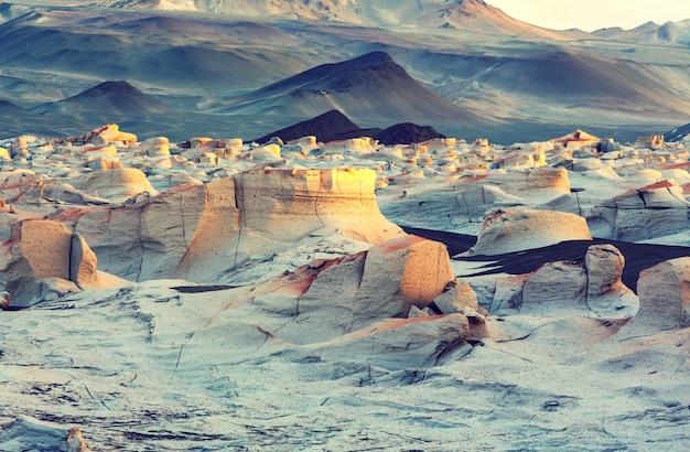 Górski płaskowyż la puna, północna argentyna