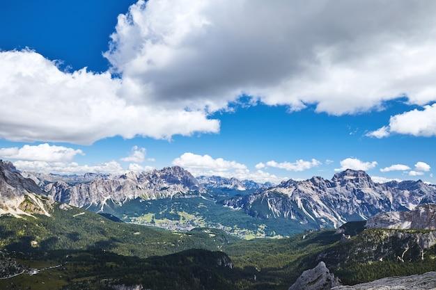 Góry giau pass