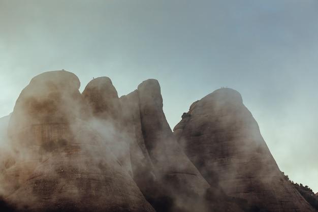 Góry montserrat