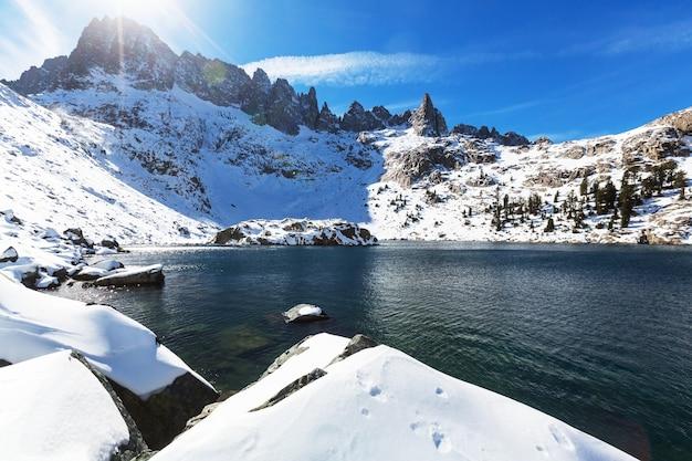 Góry sierra nevada