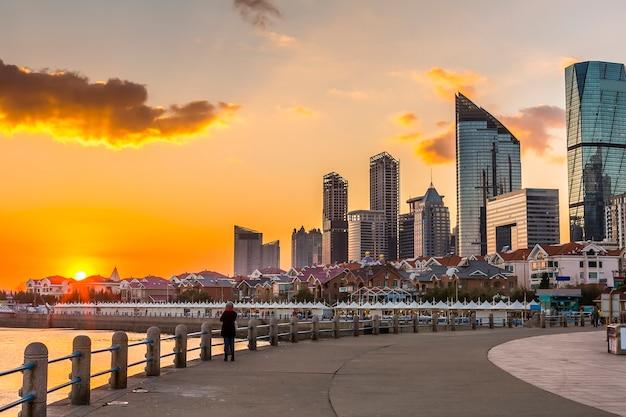 Gospodarki rekreacyjnej gospodarki wody miejskich pejzaż morski