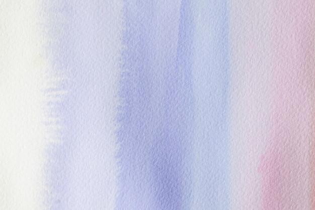 Gradientowe fioletowe akwarela kopia przestrzeń wzór tła