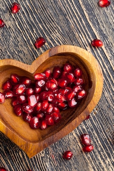 Granat czerwony