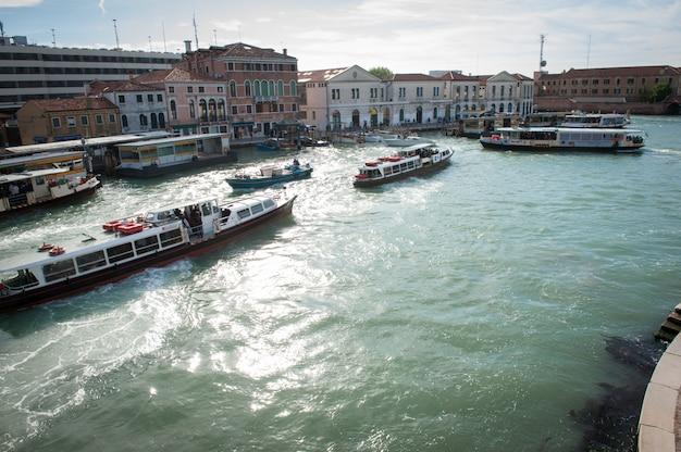 Grand canal w wenecji