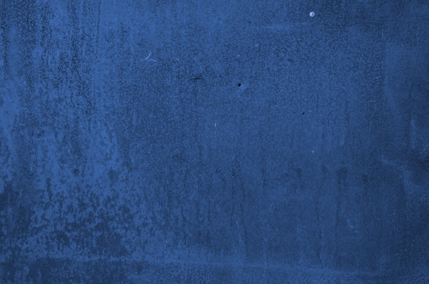 Grange ścienna tekstura dla tła. klasyczny niebieski kolor. kolor roku 2020. modny kolor.