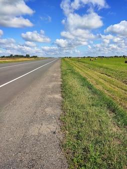 Greenfield przy drodze