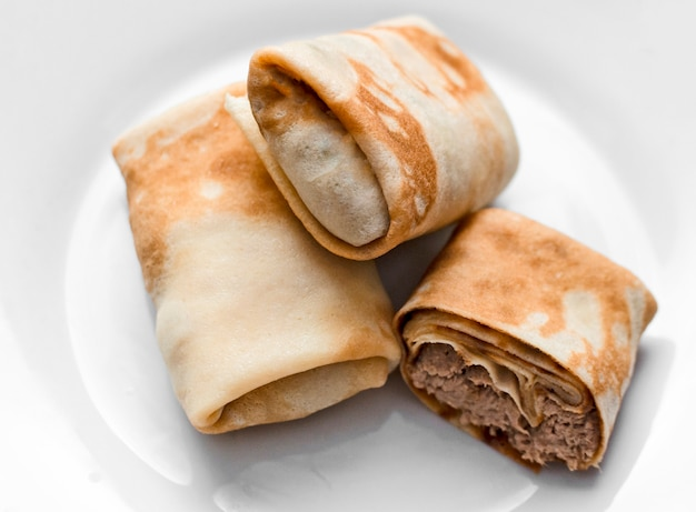 Grillowane burrito