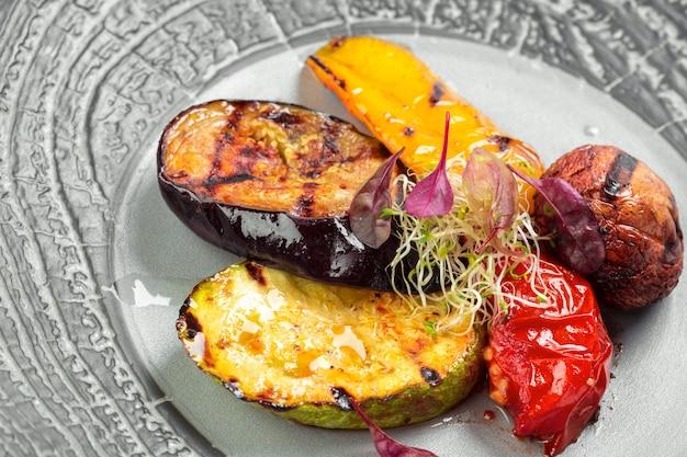 Grilowane warzywa