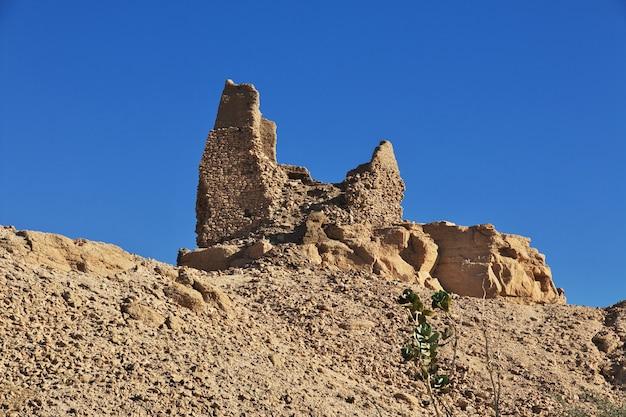 Grobowiec Starożytnego Faraona W El Kurru, Sudan Premium Zdjęcia