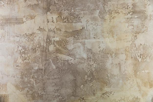 Gruba powierzchnia cementu