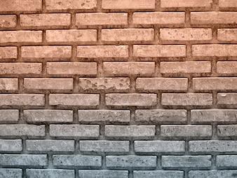 Grunge ściana z cegieł tła tekstura