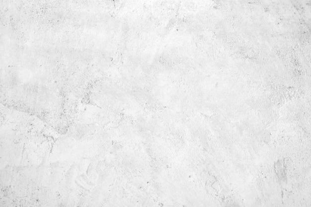 Grunge betonowej ściany biały i szary kolor dla tekstury rocznika tła