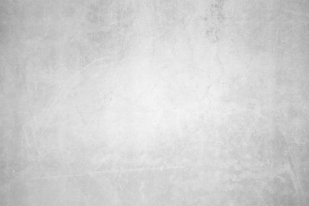 Grunge betonowej ściany biały i szary kolor dla tekstury rocznika tła.