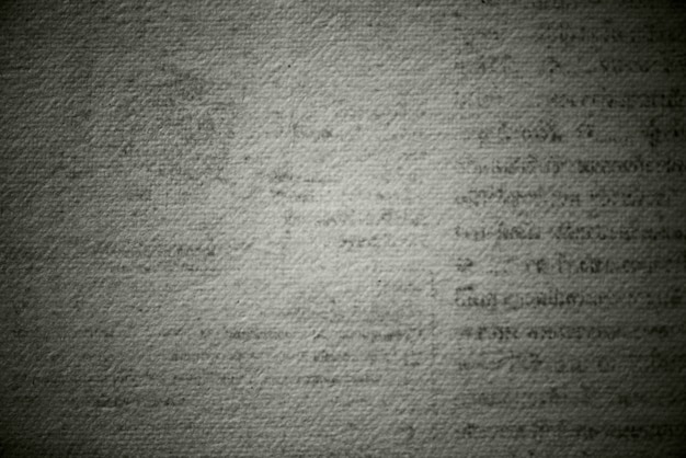 Grunge beżowa wydrukowana strona teksturowanej tło