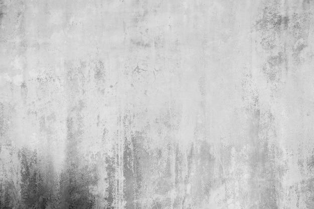Grunge cementu ściany stara tekstura - monochrom