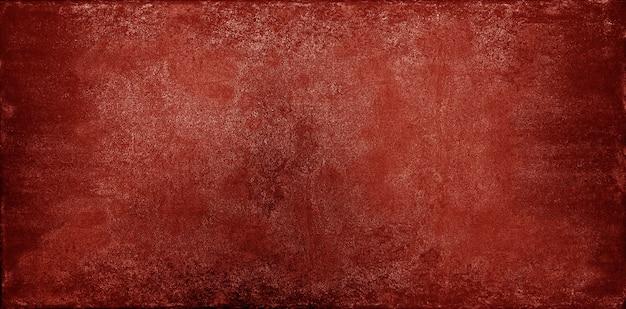 Grunge czerwieni kamienia tekstury tło