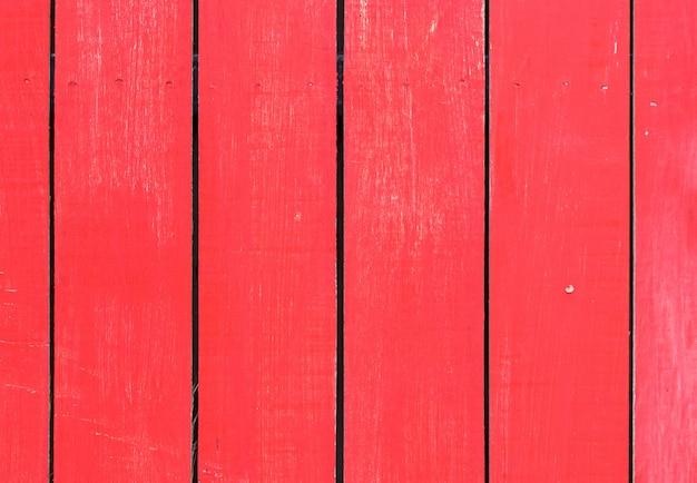 Grunge czerwonego drewna koloru stary stary talerz textured tło
