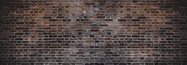 Grunge czerwonych cegieł ściana
