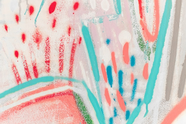 Grunge graffiti ściany tekstura lub tło
